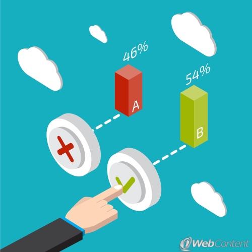 Get results with data informed website optimization.