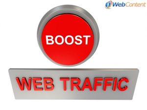Improve your traffic numbers with the help of content writing services.