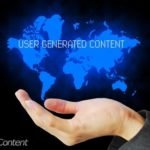 Online marketing requires user generated content.