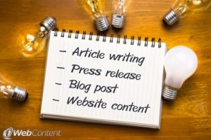 Keep up with demand with the help of professional content writers.
