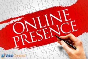 Create an online presence with the help of professional content writers.