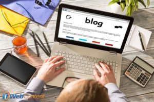 Manage your blog with the help of a content writing service.