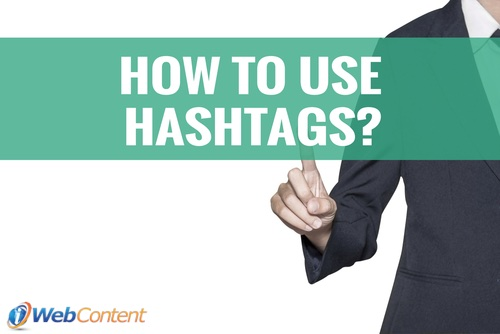 Boost your views you when you find hashtags.