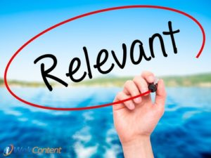 Remain relevant with the help of content writing services.