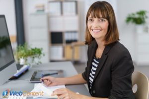 Small businesses need the help of a content writing company.