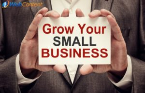 Grow your small business with the help of a content marketing service.