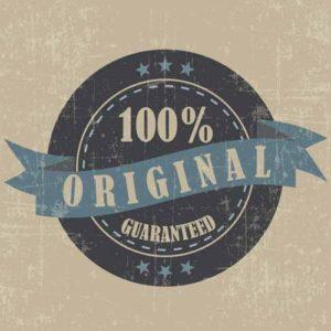 Originality Is Key