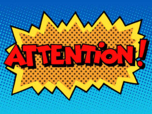 D. iwebcontent - attention-getting headlines