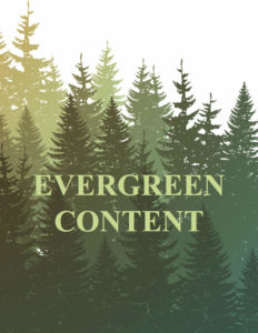 2. iwebcontent - Evergreen Content Ebook - evergreen content