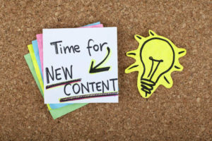 9. iwebcontent - time for a new website - update content
