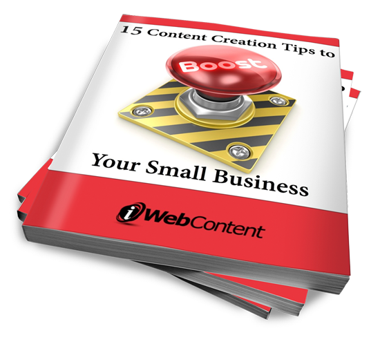 15 Content Creation Tips to Boost Your Small Business