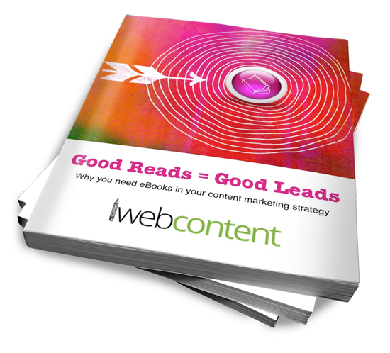 Good Reads = Good Leads: eBooks for Content Marketing