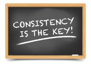 iwc - why blog - consistency