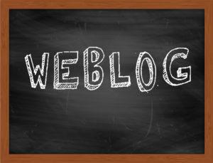 iwc - why blog - weblog