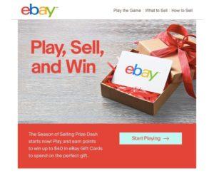 ebay contest