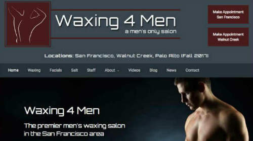 Waxing 4 Men