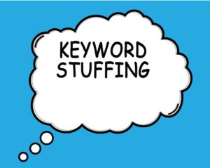 iwc seo a must blog - keyword stuffing