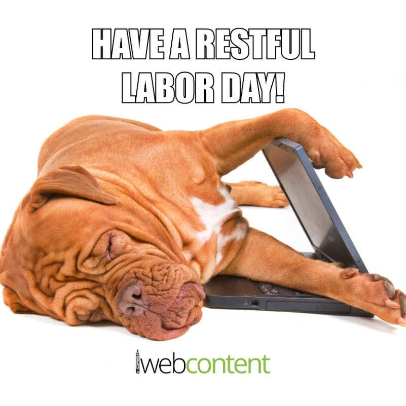 Labor Day Meme