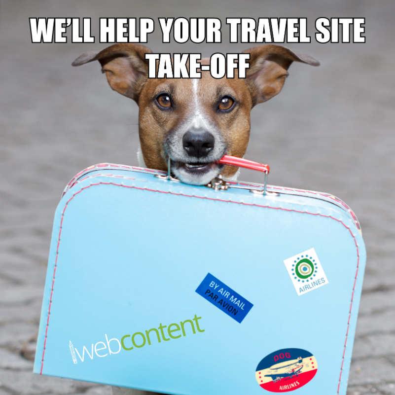 Travel Writer Meme