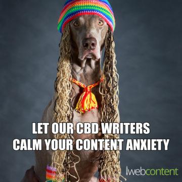 CBD Writers meme 2019