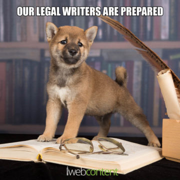 Legal Writer Meme 2019