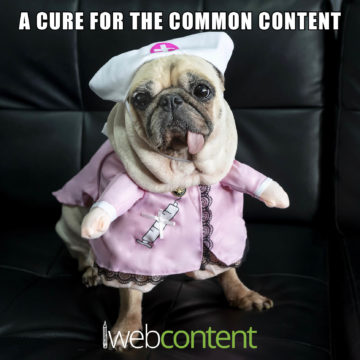 HEALTHCARE WRITER meme