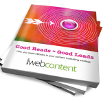 iwc ebook - Good Reads = Good Leads