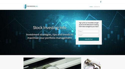 Stock Investing Info
