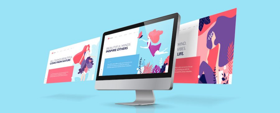 Website Content Pages
