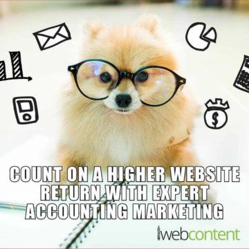 Accounting marketing 2020 meme