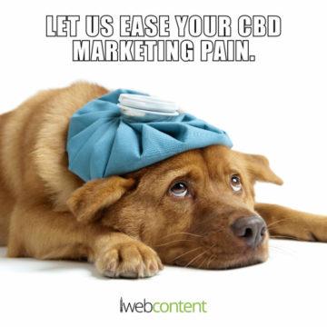 CBD Marketing 2021 meme