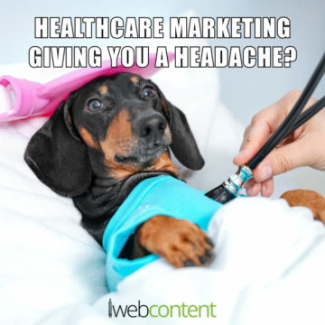 Healthcare marketing meme 2020