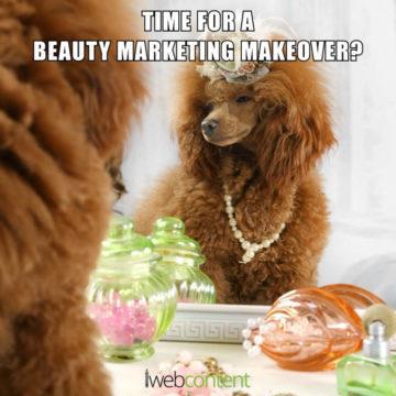 iwc beauty marketing 2020 meme